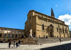 Arezzo - skarby Toskanii