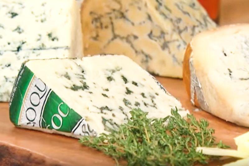Kawałki sera